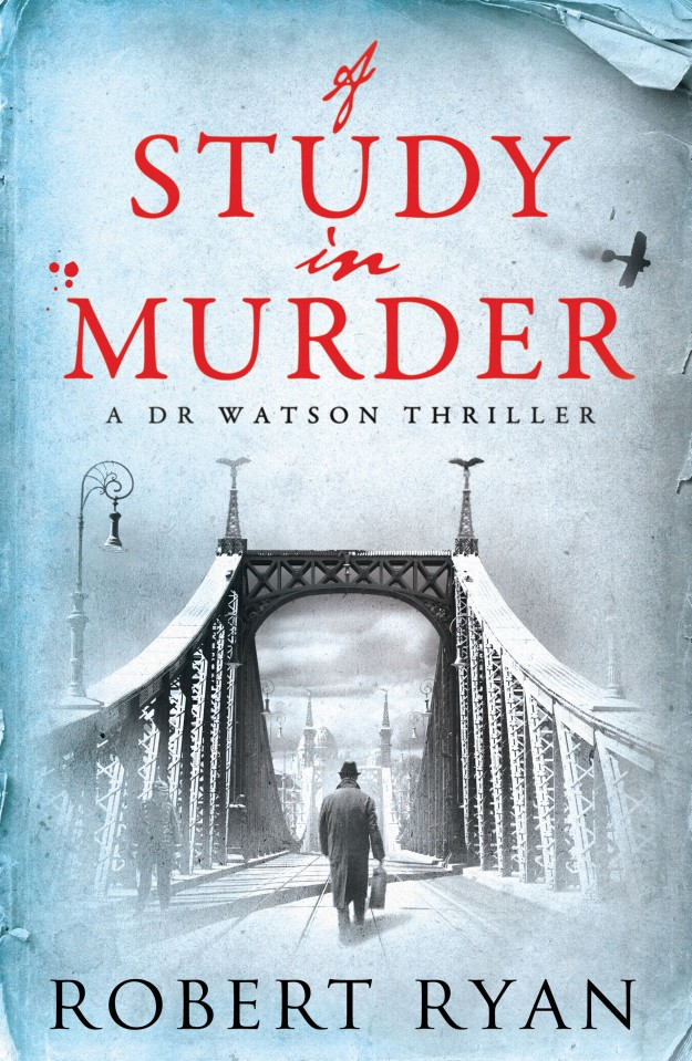 Study in Murder HB