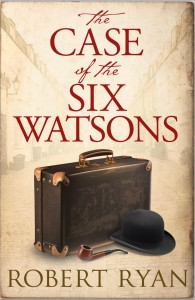 Case of the Six Watsons ebook cover