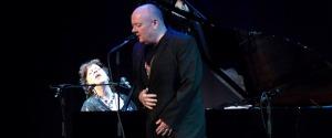 Ian Shaw (with the fabulous Liane Carroll at the piano)